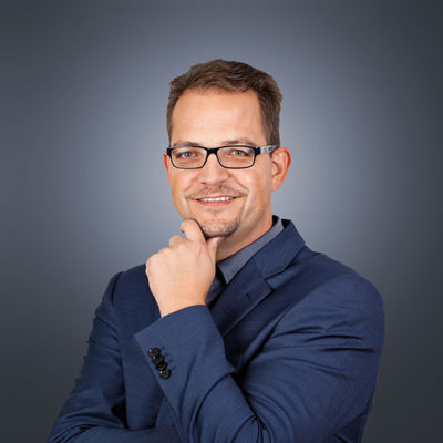 Henning Krebel Geschäftsführer PARIT Augsburg