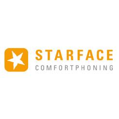 STARFACE Comfortphoning Logo
