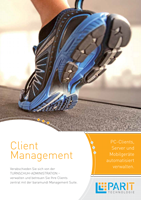 Client-Management Flyer