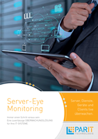 Server-Eye Monitoring Flyer