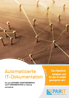 Dokusnap - Automatisierte IT-Dokumentationen - Flyer