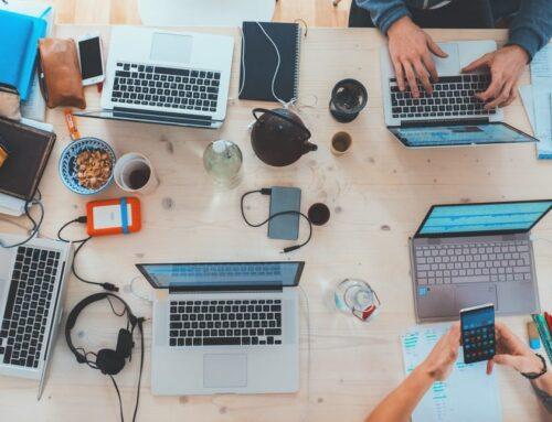 Digitalisierung: Das analoge Büro dient mehr und mehr aus